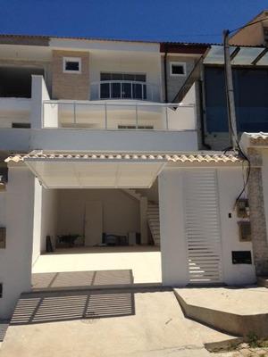 Linda Casa Com Fino Acabamento No Jardim Guanabara! - Ca1136