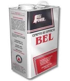 Cemento De Contacto Bel 90 Amarillo