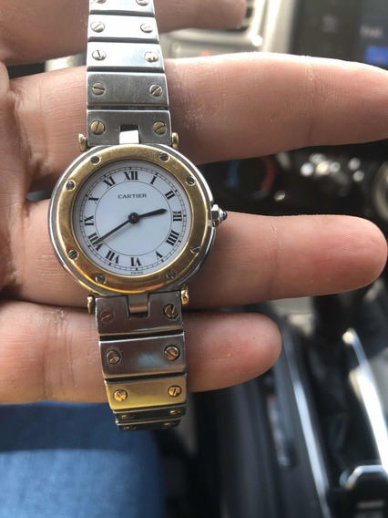 Refacciones Reloj Santos De Cartier