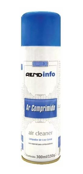 Ar Comprimido P/ Limpeza De Uso Geral 300ml Congelante