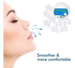 Dilatador Nasal Pack 8 Und Anti Ronquido Respira Mejor