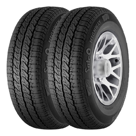 Combo X2 Neumaticos Fate 235/75r15 Rr H/t Serie 2 Cuotas