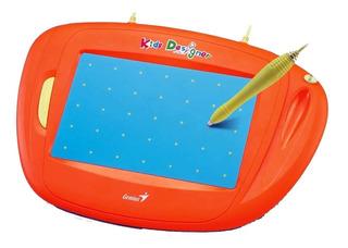 Tableta Digitalizadora Genius Kids Designer Para Niños