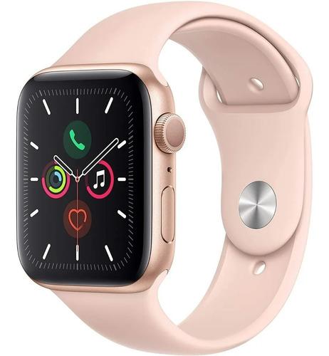 Apple Watch Serie 5 De 44mm - Gold Rose