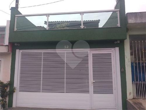Excelente Casa Em São Bernado Do Campo - 373-im509904