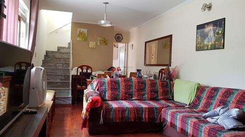 Casa Duplex 142m² 03 Dormitórios Sendo Uma Suíte E Dependência Empregada. - Ca00197