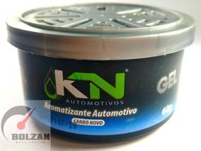 Cheirinho Em Gel Aroma Carro Novo Automotivo Interiores