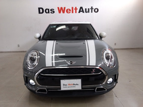 Mini Clubman s Chilli Automatico Mod. 2016 Moonwalk Grey