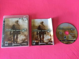 Call Of Duty Modern Warfare 2 Ps3 (game Army)