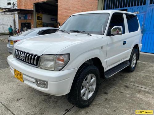 Toyota Prado 2.7 Sumo Blindada