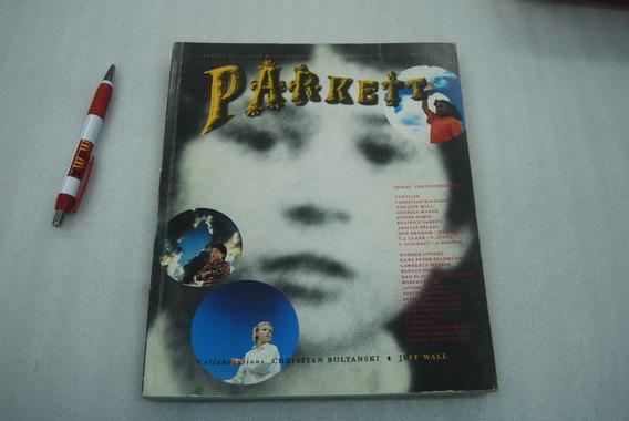 Parkett No. 22: Collaborations : Christian Boltanski, Jeff