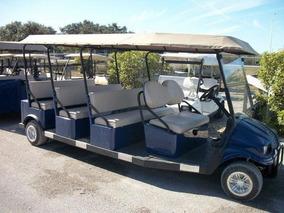 Carro De Golf 10 Pasajeros Venta , Sto.dgo. Rd