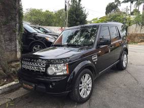 Land Rover Discovery 4 Diesel ( 2009/2010 ) R$ 88.999,99