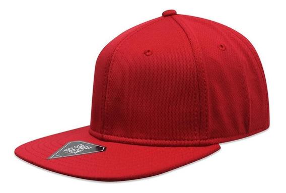 Gorra Sc Jersey Snapback Unitalla Rojo