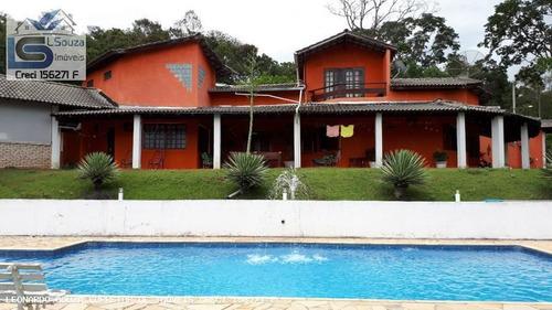 Imagem 1 de 10 de Chácara Para Venda Em Pinhalzinho, Zona Rural, 4 Dormitórios, 1 Suíte, 4 Banheiros, 5 Vagas - 426_2-698134