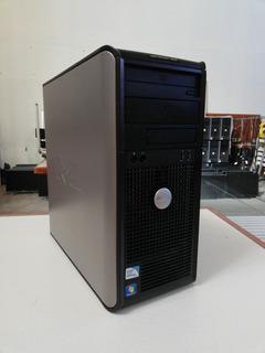 Computadora Completa Cpu Dell, Monitor 17 Teclado, Raton