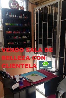Vendo De Oportunidad Peluqueria Al Norte De Quito
