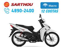 Honda New Wave 110 S 2017 0km Macro 12 Cuotas Sarthou