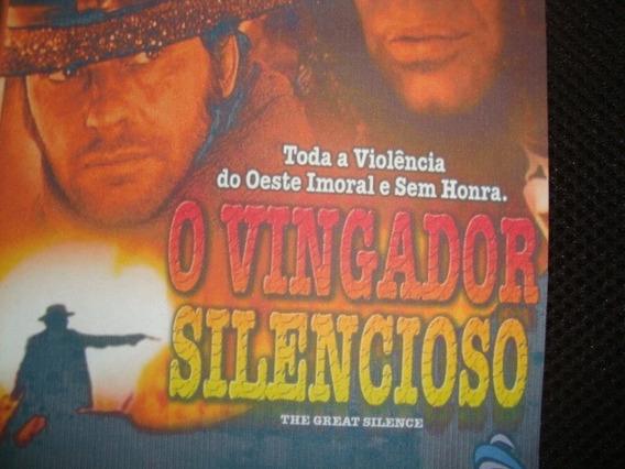 O Vingador Silencioso - |(1968) Dvd Autorado