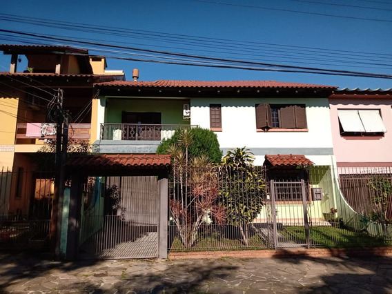 Casa Residencial Para Aluguel, 5 Quartos, 3 Vagas, Nonoai - Porto Alegre/rs - 3309