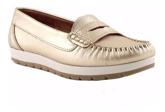 Mocasin Mujer Chatita Briganti Premium Zapato - Mcmo03587