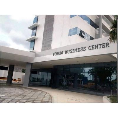 Sala Comercial No Fórum Business No Aleixo - 32455