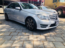 Mercedes Benz C200 Cgi Sport Plus 2014