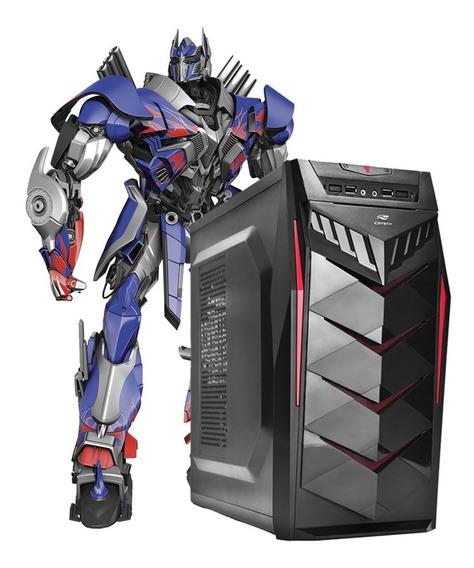 Pc Gamer 7480 A6 8gb Hd Ssd 3.5ghz Radeon R5 Wifi Novo!