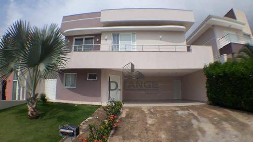 Casa Com 3 Dormitórios À Venda, 240 M² Por R$ 1.070.000,00 - Jardim Green Park Residence - Hortolândia/sp - Ca12385