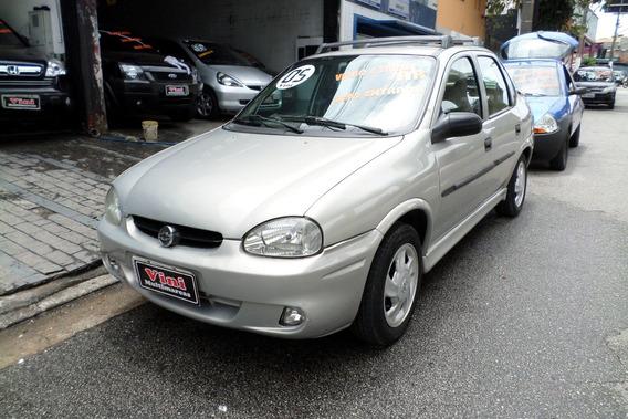 Chevrolet Classic Spirit 1.0 8v 2005/2005 + Ar Condicionado