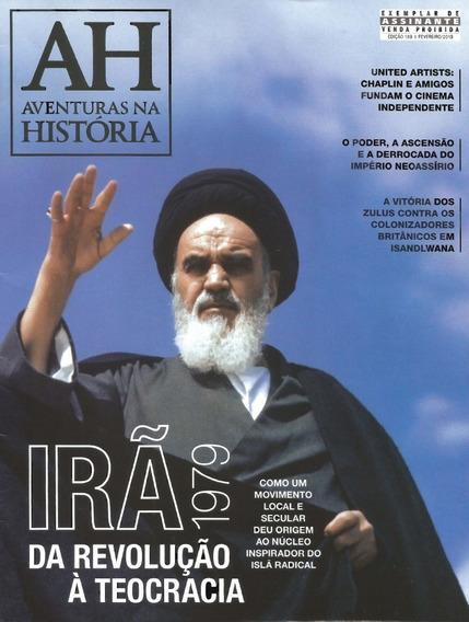 Revista Av. Na História - Ed 189: 02/19 - Revolução Iraniana