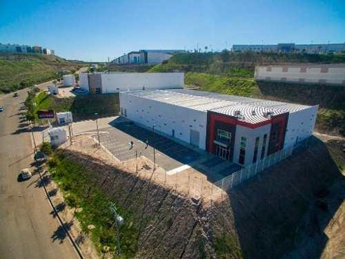 Renta Nave Y O Bodega Industrial Pacifico Incubadora A, Tijuana B.c