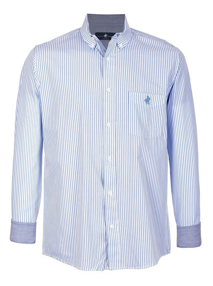 Camisa Mangas Largas - Caballero