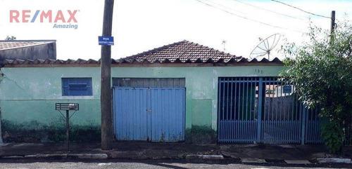 Imagem 1 de 14 de Casa Com 4 Dormitórios À Venda Por R$ 190.000,00 - Vila Bentivenha - Areiópolis/sp - Ca0090