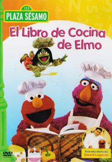 Plaza Sesamo El Libro De Cocina De Elmo Pelicula Dvd