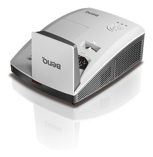 Proyector Benq Tiro Ultra Corto Mh856ust+ Fhd 3500 Lúmenes