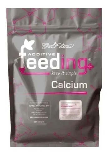 Powder Feeding Calcium Calcio 500g Cultivo Better Grow Shop