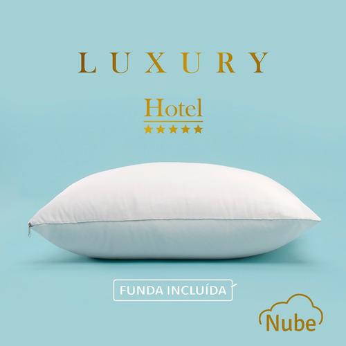 Almohada Hotel Luxury 5 Estrellas Efecto Pluma 50x70