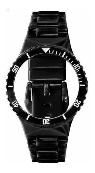 Pulseira Relógio Champion Preta Original