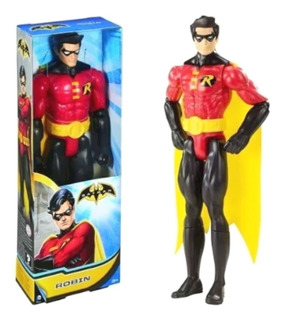 Robin Figura Articulada 30 Cm Mattel