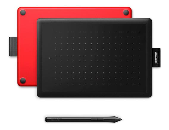 Tableta Gráfica One Wacom Small Ctl 472 / 4100 Cuotas Bidcom