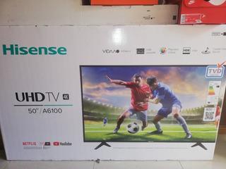 Smart Tv Hisense 4k Uhd 50 Pulgadas