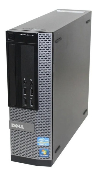 Cpu Dell Optiplex 790 I5 4gb Hd 500gb