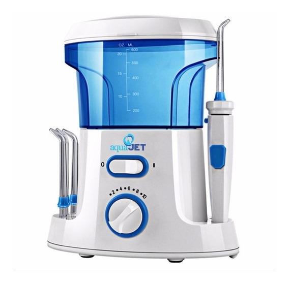 Irrigador Oral Aquajet Fc168 Familiar 7 Bicos Bivolt