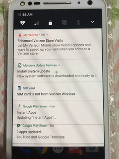 Celular Motorola Moto X Force Droid Xt1581 32gb 4g Verizon