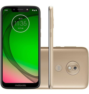 Motorola Moto G7 Play Xt1952 32gb Novo Nf Lacrado + Brindes