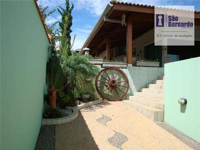 Casa Residencial À Venda, São João, Brotas. - Codigo: Ca0439 - Ca0439