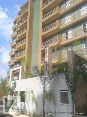 Apartamento Com 2 Dormitórios À Venda, 52 M² Por R$ 270.000 - Jardim Ampliação - São Paulo/sp - Ap0075