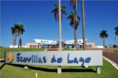 Terreno À Venda, 2200 M² Por R$ 265.000,00 - Ecovillas Do Lago - Sertanópolis/pr - Te0573