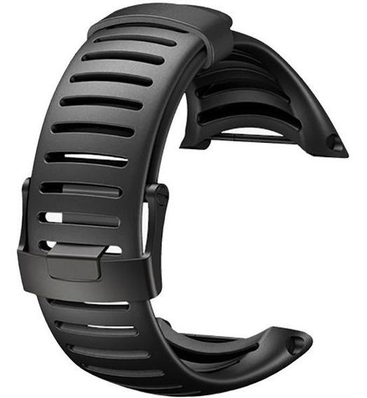 Pulseira Para Suunto Core All Black - Qualquer Modelo Core